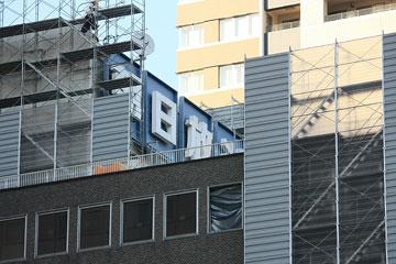 ABC旧社屋解体工事2