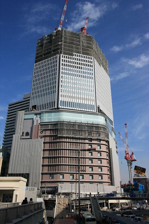 阪急百貨店2008年12月