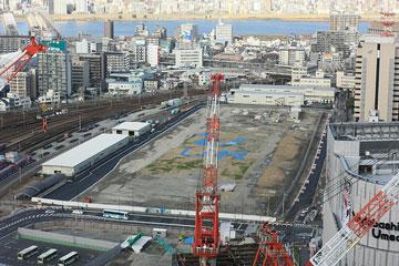 アクティ27Fより駅北地区5