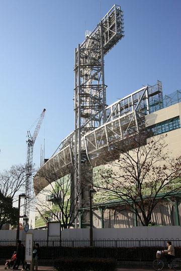 甲子園球場200901-g
