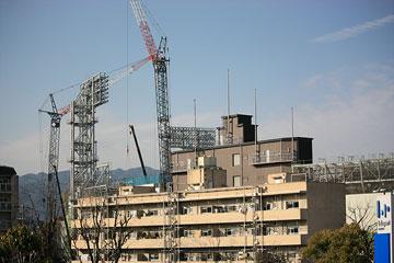 甲子園球場200901-j