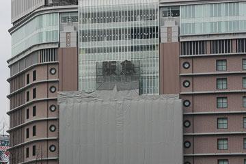 梅田阪急ビル 南から2