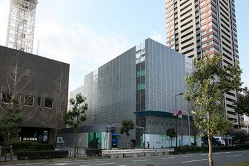 朝日放送旧社屋+大阪タワー3