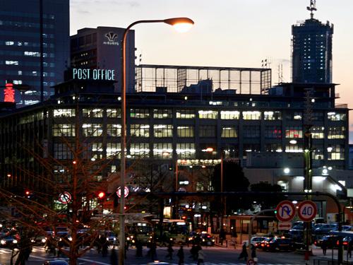 大阪中央郵便局2006