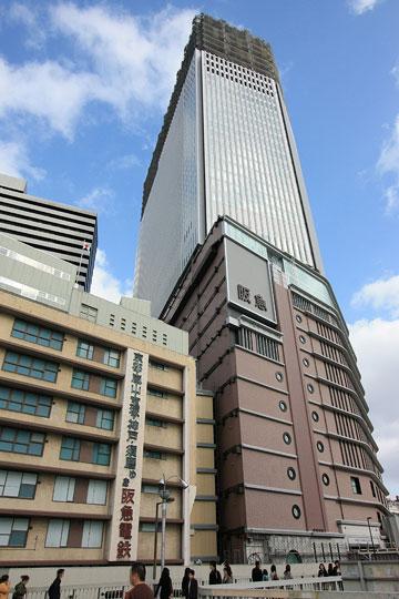 阪急梅田阪急ビル_JR大阪駅側から1