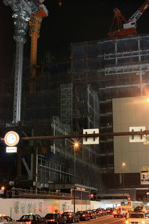 GWの新北ビル