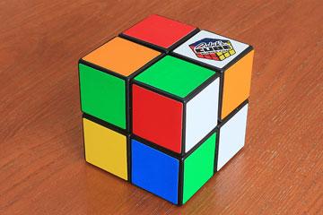 2×2×2ルービックキューブ1