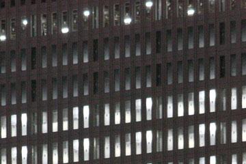 梅田阪急ビル中津陸橋から2