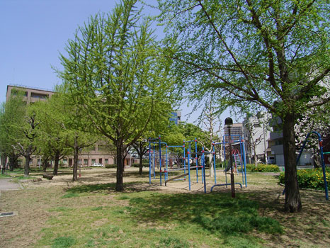 中津南公園