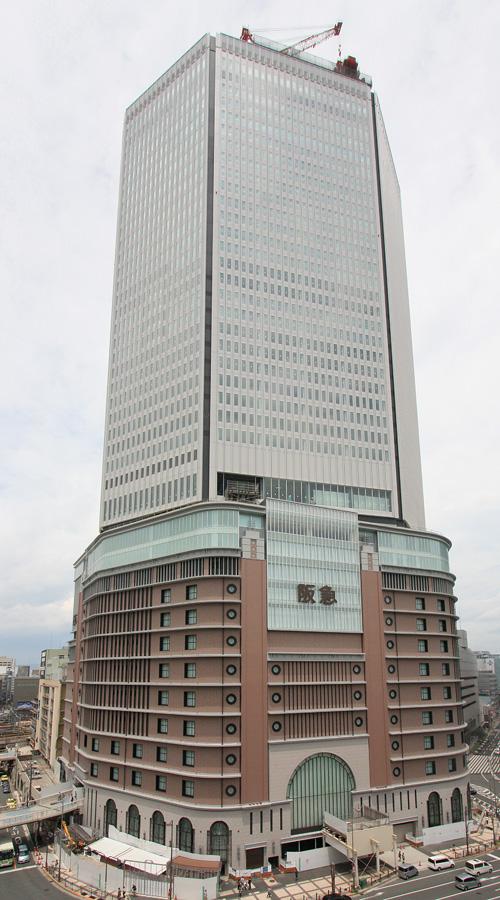新・梅田阪急ビル