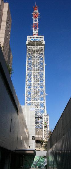 大阪タワー2009年8月9日a