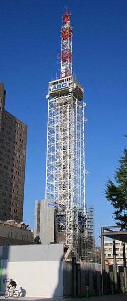 大阪タワー2009年8月9日b