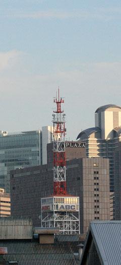 2009年10月 大阪タワー