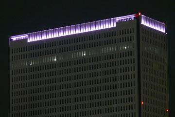 梅田阪急ビル塔屋20091120