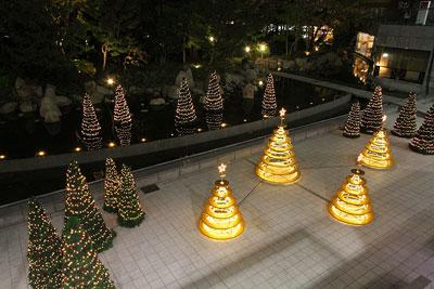 新梅田のクリスマス2009b
