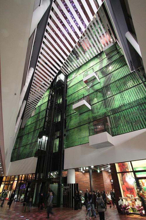 大阪富国生命ビル「フコク生命の森」
