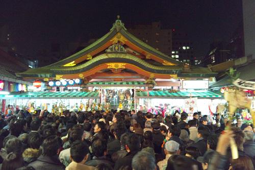 2012堀川戎神社十日戎