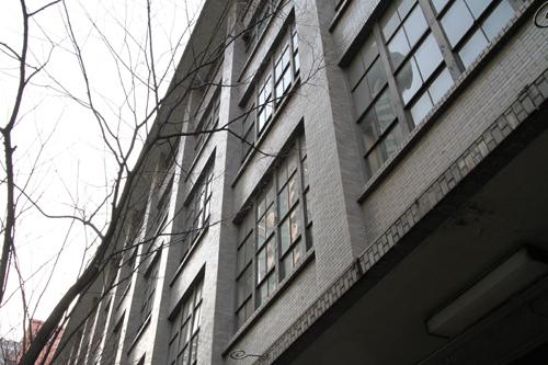 大阪中央郵便局の建物内部見学会