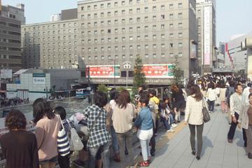 阪急-JR 陸橋2