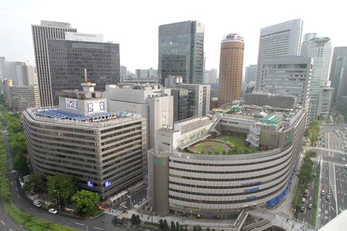 大阪神ビル・新阪急ビル