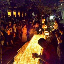 2012茶屋町キャンドルナイトLiHasvu8PO
