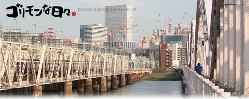 2011年8月11日十三大橋から梅北a