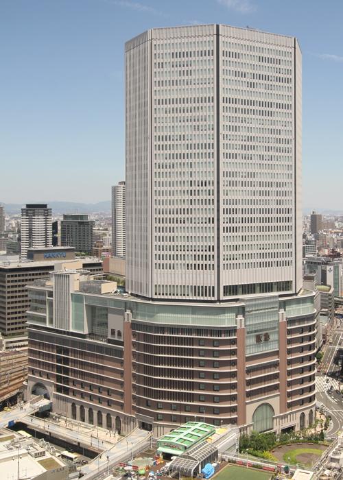 梅田阪急ビル2012年