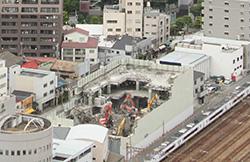 阪神百貨店大淀納品センター201305
