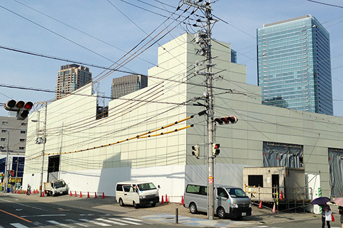 阪神百貨店大淀納品センター201306
