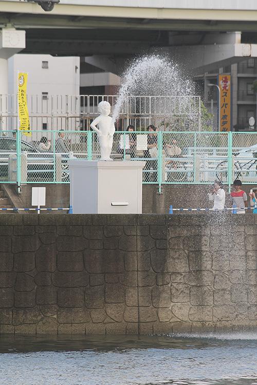 水都大阪フェス2013 大小便小僧