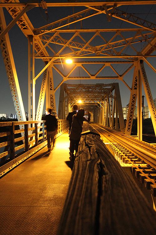 2013年10月31日 赤川鉄橋