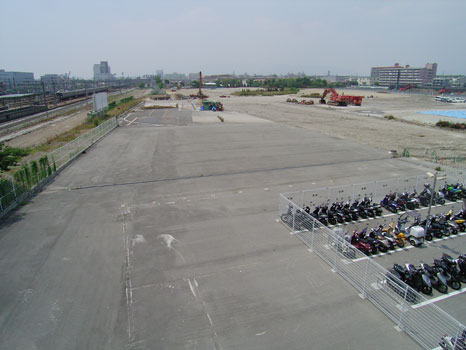 キリンビール尼崎工場跡地