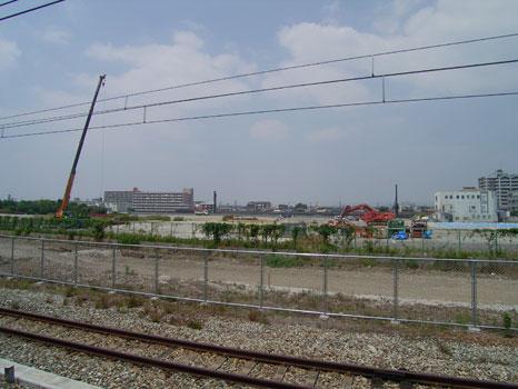 キリンビール尼崎工場跡地2