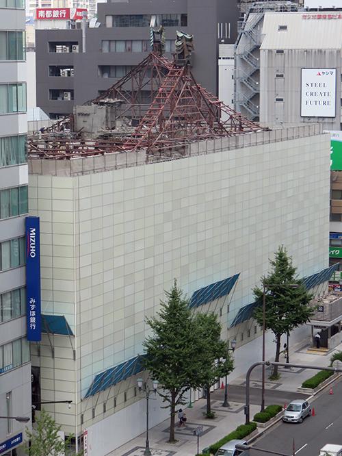 新歌舞伎座跡a