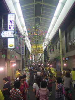 鶴見橋商店街-1