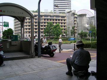 阪急スケッチ1