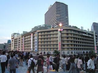 阪急百貨店外観