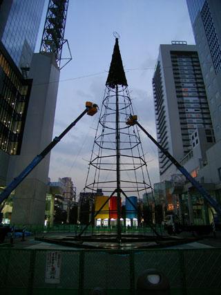 スカイビル クリスマス 2
