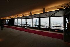 アクティ大阪展望フロア1