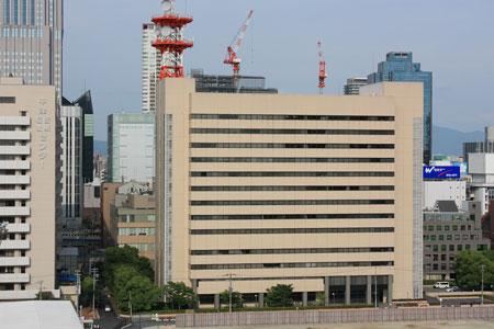 JR西日本本社ビル