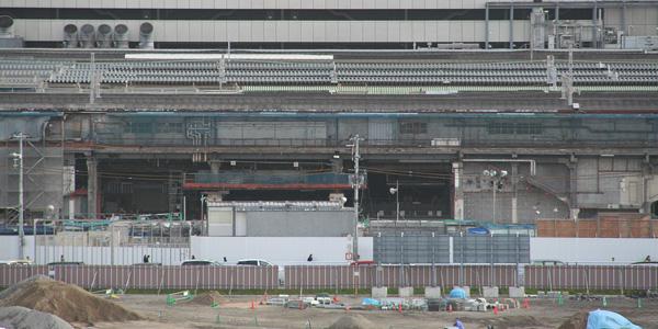 7ace2ca7e 大阪梅田の再開発をじっくりと定点観測してみるブログ   2007年1月7日