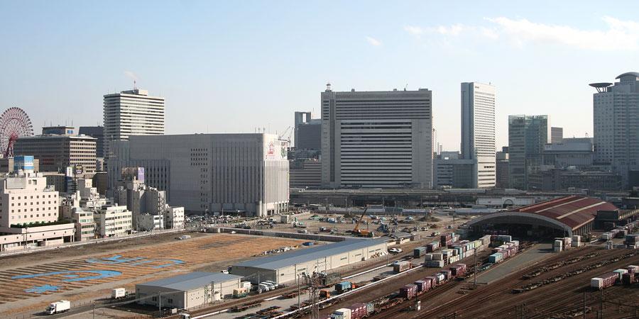 70d256a83a 大阪梅田の再開発をじっくりと定点観測してみるブログ | 2007年2月3日