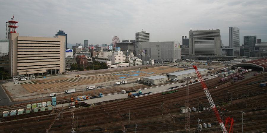 4e032b1aeeb1 大阪梅田の再開発をじっくりと定点観測してみるブログ | とある建設現場の‥‥