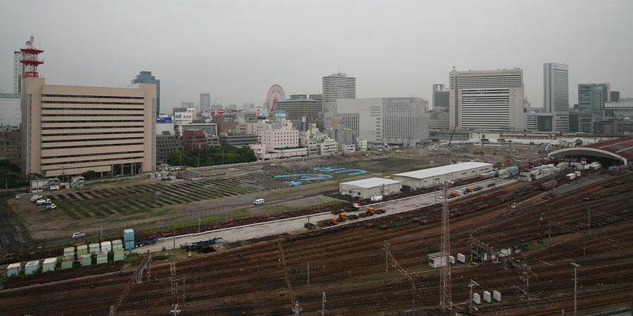 大阪梅田の再開発をじっくりと定点観測してみるブログ 芝は